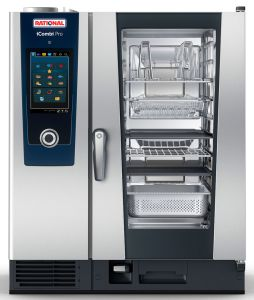 ПАРОКОНВЕКТОМАТ RATIONAL iCombi® Pro 10-1/1 CD1ERRA.0001225  ― Рациональ Россия