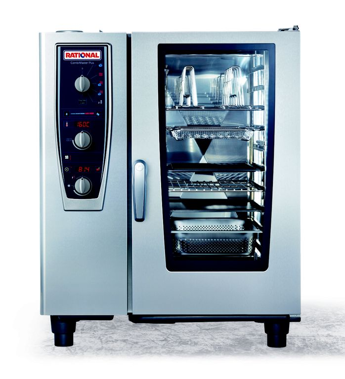 ПАРОКОНВЕКТОМАТ RATIONAL Combi Master® Plus 101 B119100.01.202 ― Рациональ Россия