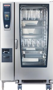 ПАРОКОНВЕКТОМАТ RATIONAL SelfCookingCenter® 202G ГАЗ B228300.30 ― Рациональ Россия